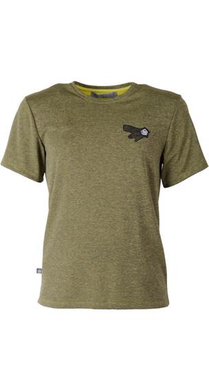 E9 Onemove t-shirt groen